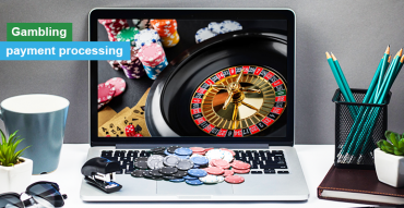 Gambling payment processing
