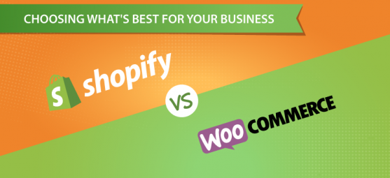 Shopify vs WooCommerce: Choosing what's best for your business