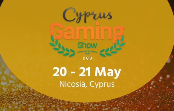 Cyprus Gaming Show (CGS), May 20-21, 2019
