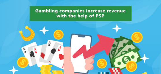 How can gambling companies grow their revenue?