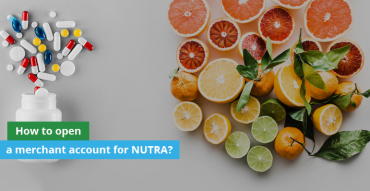 How to open nutraceutical merchant account?