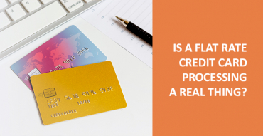Is a flat-rate credit card processing a real thing?