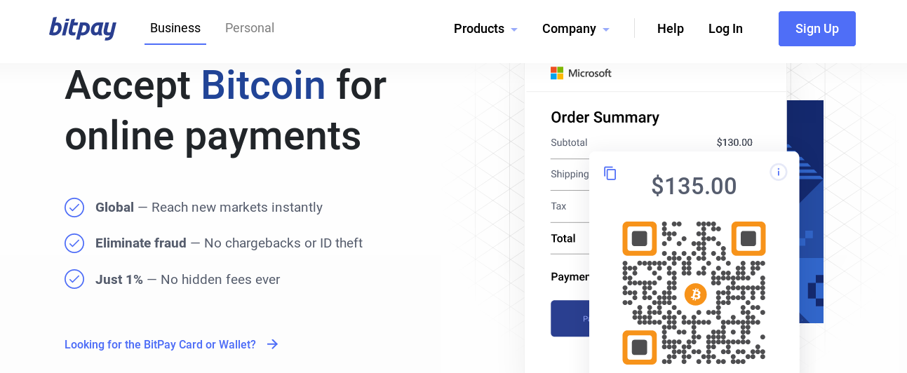 bitcoin payment id