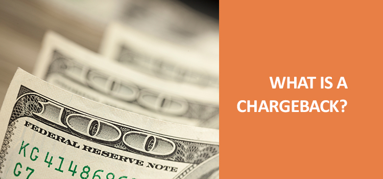 What is a chargeback?